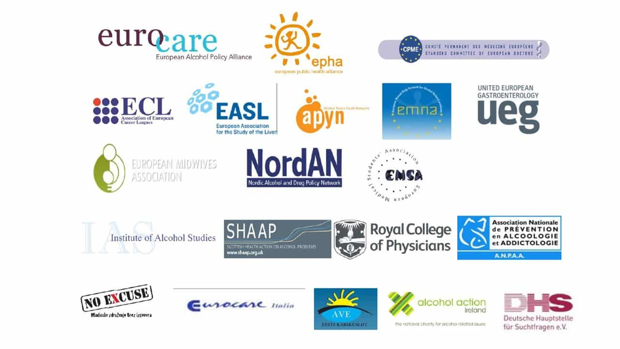 Press Release I NGOs Resign from Alcohol and Health Forum as Commission Ignores Member State and European Parliament Calls for Alcohol Strategy