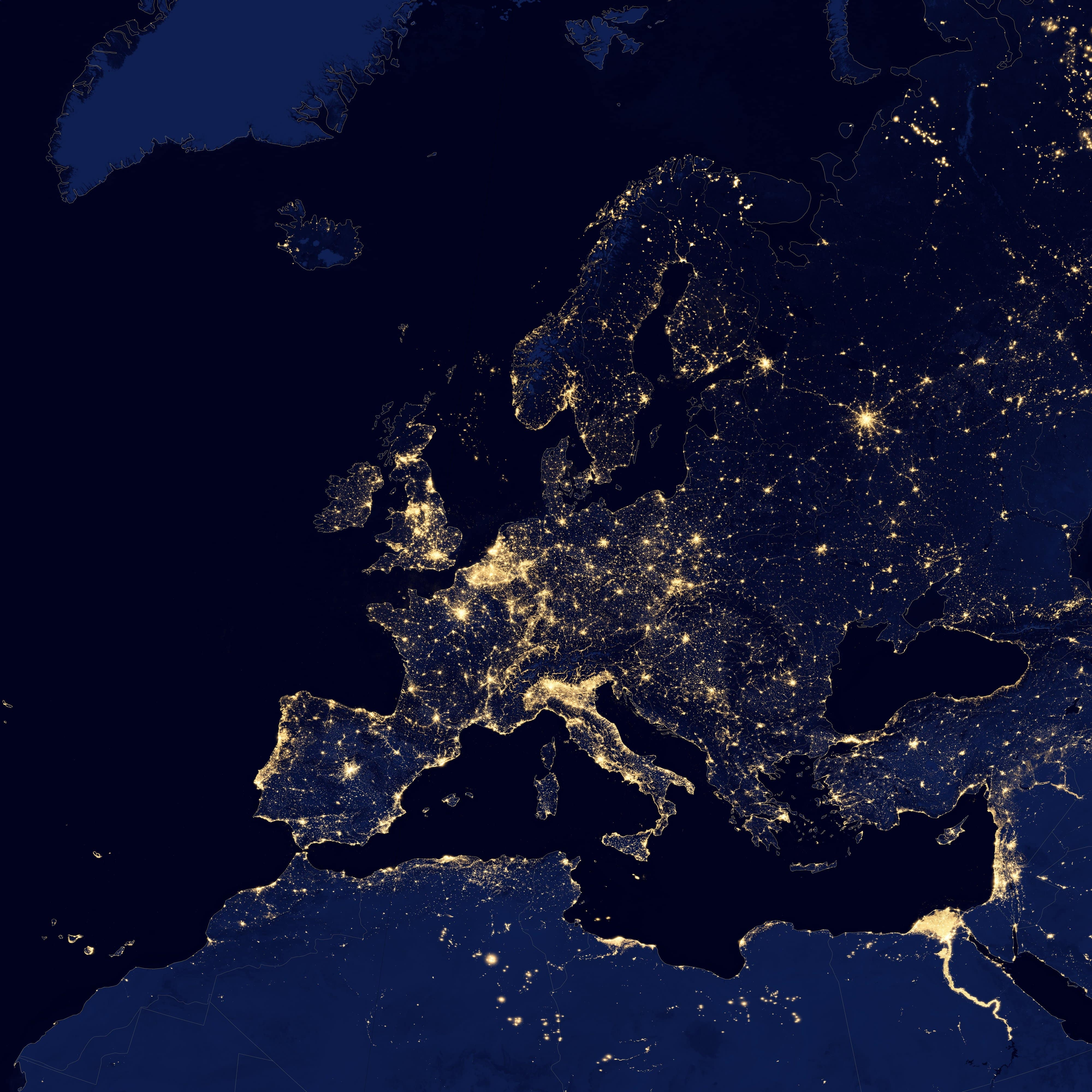 A new Europe for people, planet and prosperity for all