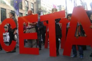trade campaign epha ceta ttip demonstration trade deal transatlantic canada europe