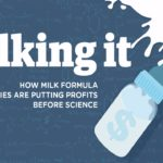 Investigative Report I Milking It: How milk formula companies are putting profits before science