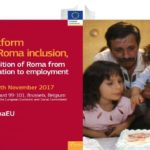 Roma Health Back on the Agenda of the 12th European Platform for Roma inclusion