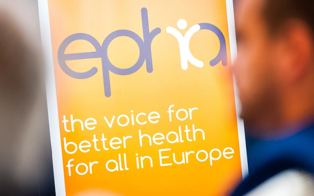 Stepping it up: how to complement EPHA's EU advocacy at national level