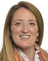 Roberta Metsola, MEP