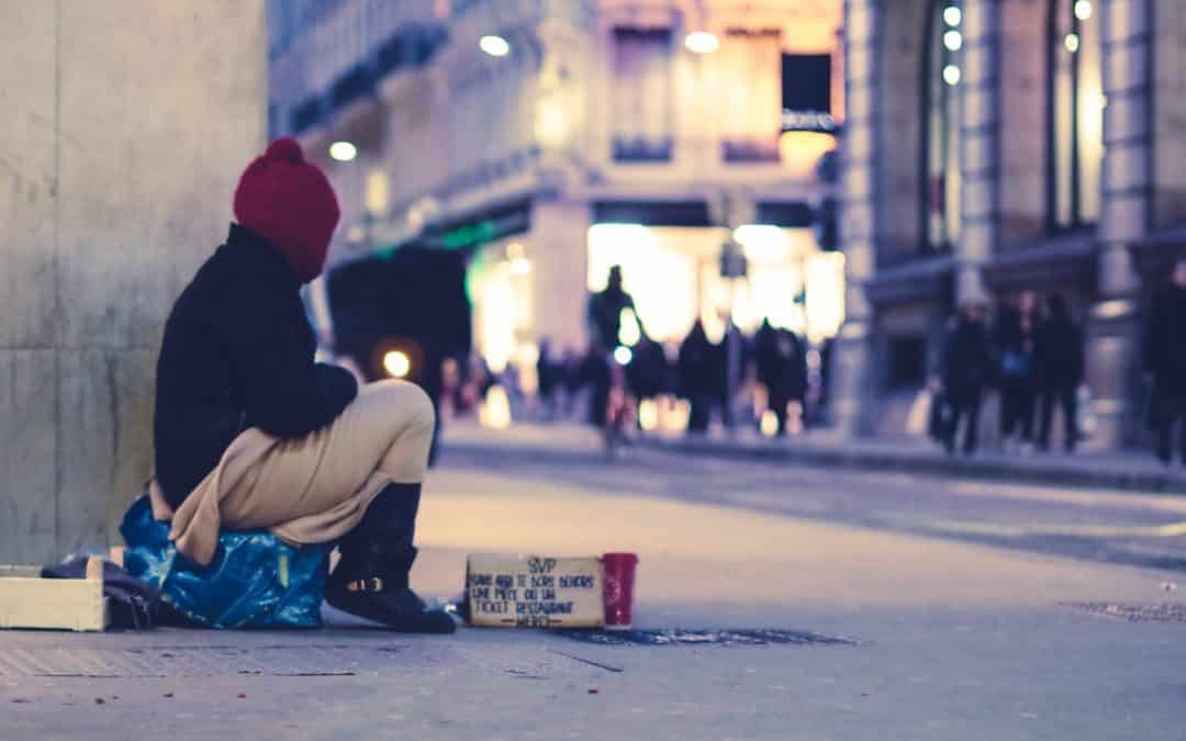 Digital solutions for tackling homelessness