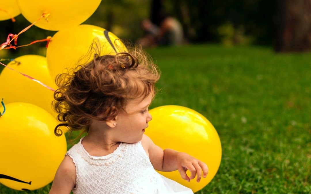 children balloons
