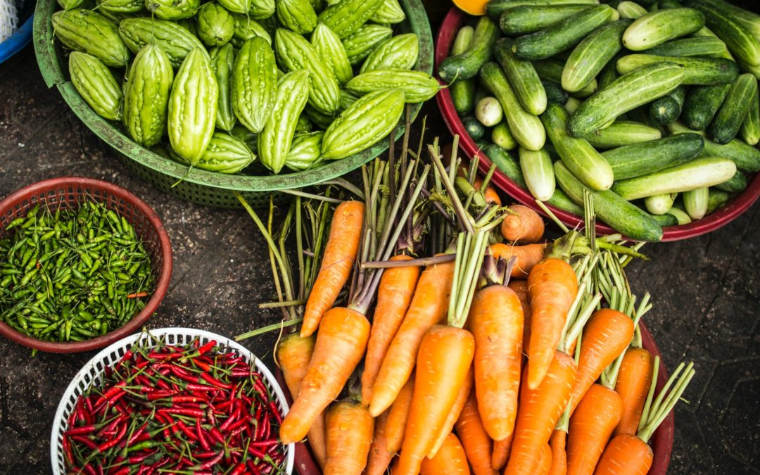 The 2021 UN Food System Summit – a game-changing opportunity for food systems and health?