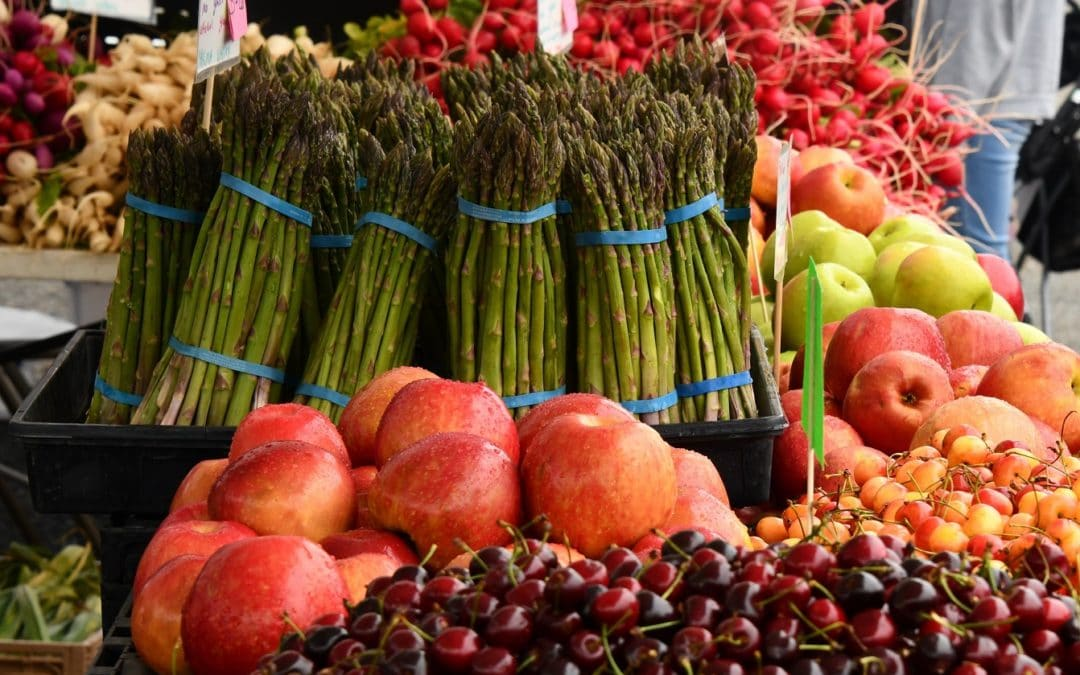 Modelling study: product-based subsidies can increase supply of healthy foods