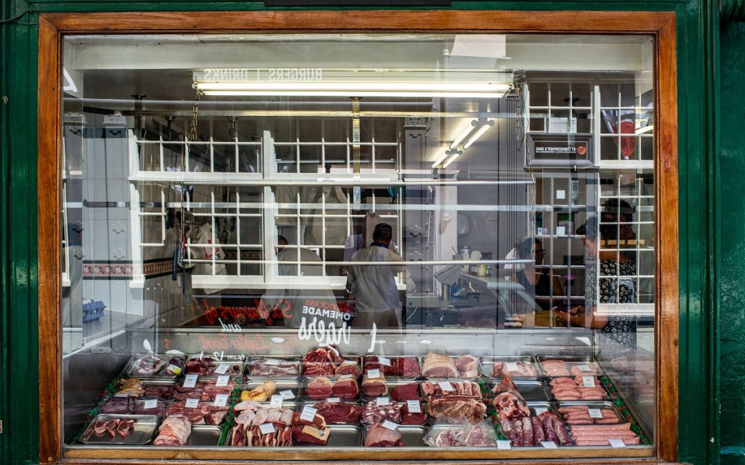 Exploration I Meat production and consumption in Europe and public health